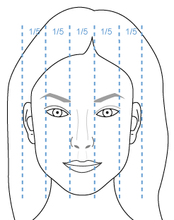 Femme-Face-Grille-Verticale